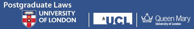 Postgraduate Laws eCampus VLE homepage